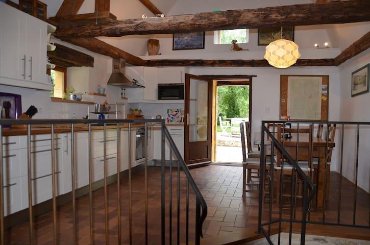 Maison traditionnelle avec piscine - Rouffilhac - House