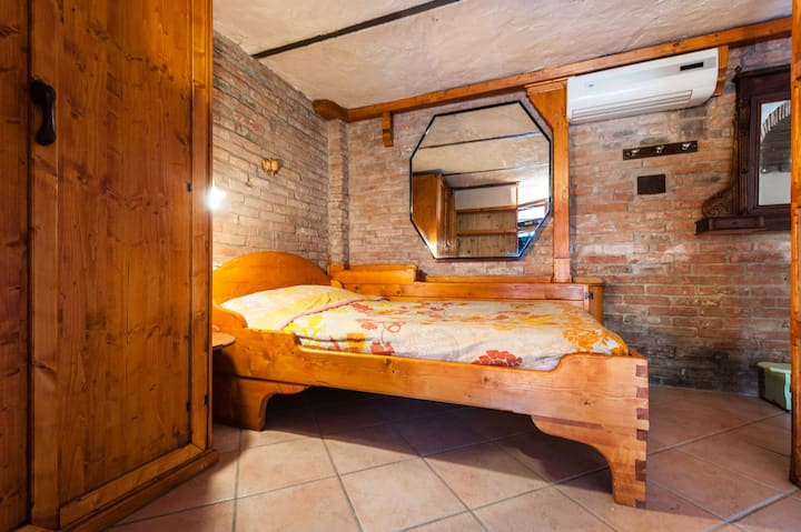 Accogliente appartamento rustico