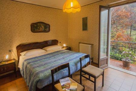 B&B il gerlo 6 con terrazzo coperto - Casargo - 家庭式旅館