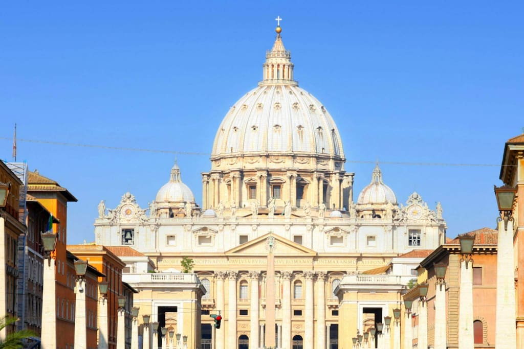San Pietro nelle vicinanze