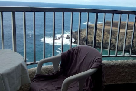 Amazing ocean view from apartment - San Marcos - Apartamento