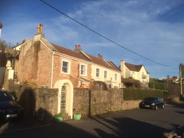 18th Century miners cottages. - Long Ashton - Apartment