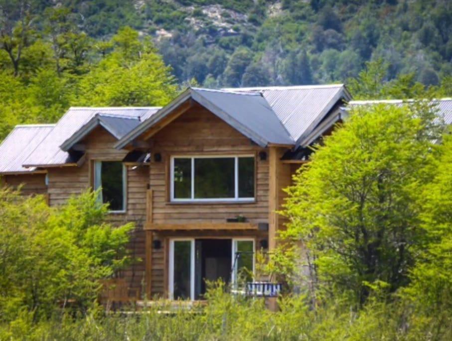 Villa pud pud appartements louer parque nacional for Jardin 6 neuquen