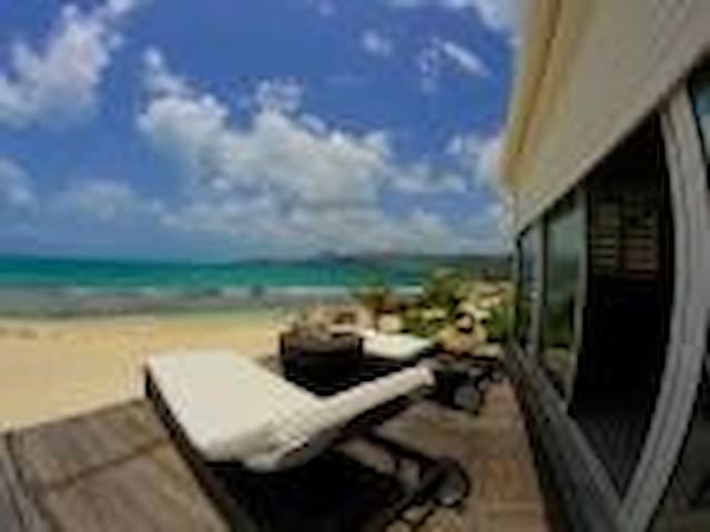 Buddha Beach, 1 BR, on the beach - Marigot - Appartement
