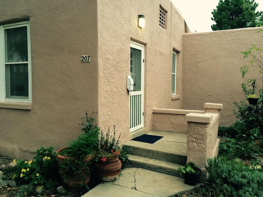 Downtown 1 Bedroom Retreat Apartments For Rent In Las Cruces New Mexico United States