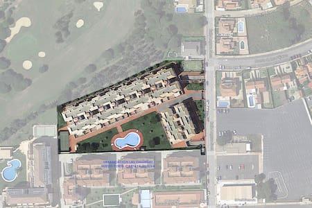 Apartamento En Nuevo Portil. Playa. Huelva - El Nuevo Portil, Cartaya.
