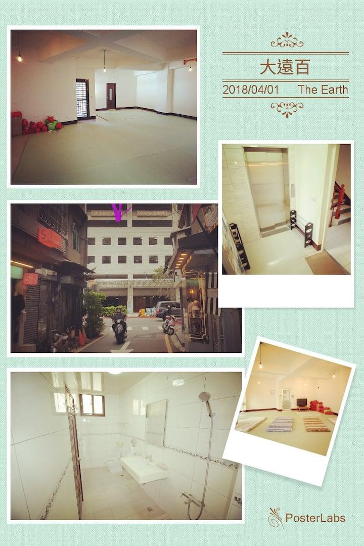 新竹學生團體住宿 (城市打地鋪平日400) 簡單 平價 方便/訂房前先問有沒有房間