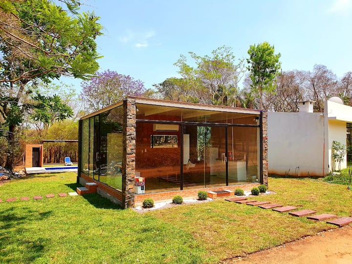 Moderno Chalet del Bosque