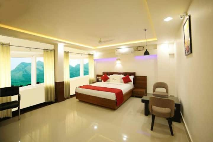 Air conditioned executive room in Kalpetta Wayanad