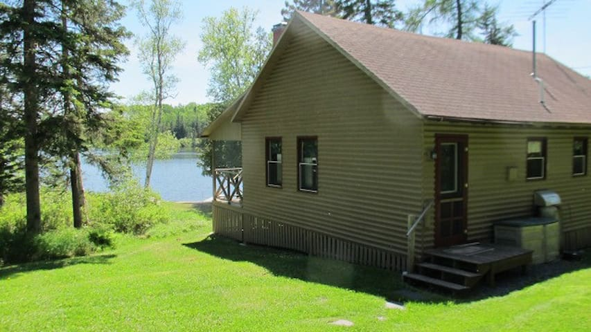 Lazy Eye - Quiet cabin located on Smith Cove on Rangeley Lake