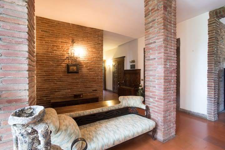 Great Family Villa in Rome - Rome, Isola Farnese  - Villa
