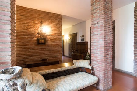 Great Family Villa in Rome - Rome, Isola Farnese