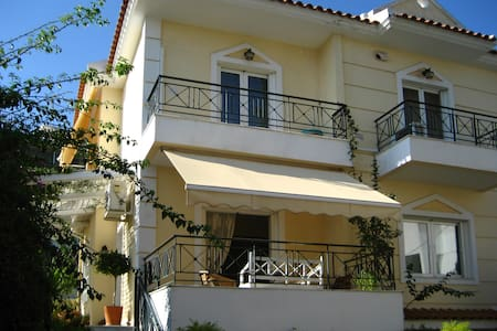 Bright House 15' from the Acropolis