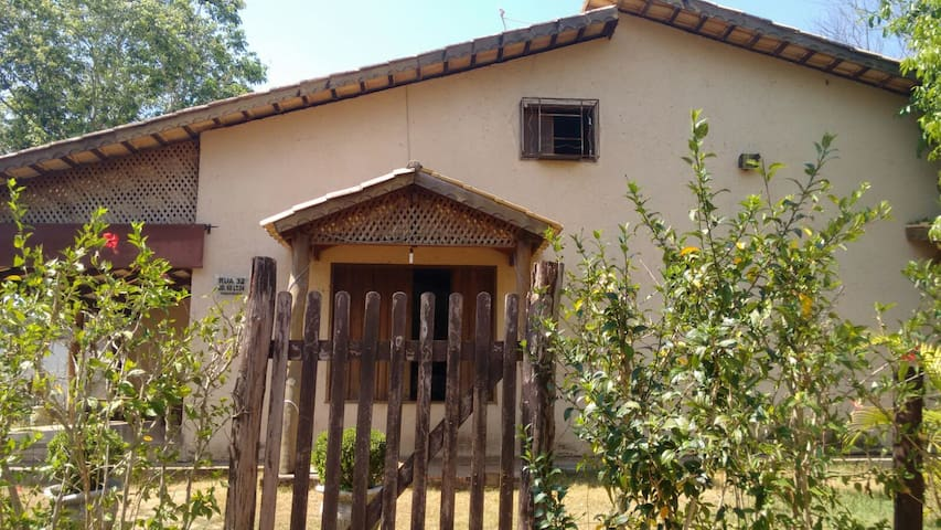 Casa Rústica e aconchegante - Palmas - House