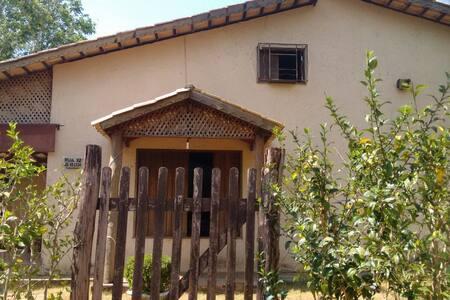Casa Rústica e aconchegante - Palmas - Dom