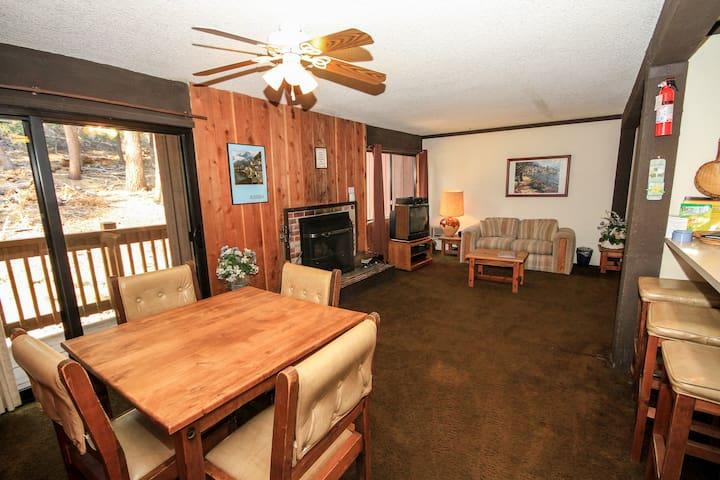Mammoth Ski & Racquet Club #78 - Mammoth Lakes - Apartament