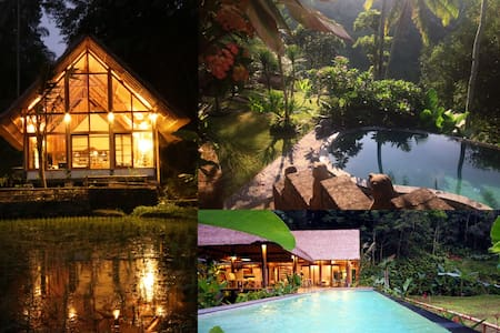 Constant Heaven-my 2 luxury villas - Ubud - Huvila