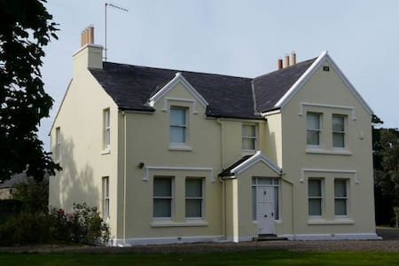 country house B & B - Ballaugh