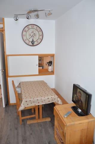 Appartement plein sud - ski aux pieds ! - Les Avanchers-Valmorel - Appartement