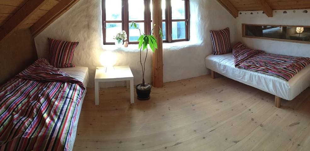 Skovdalen3 - hygge og bæredygtighed - Nørre Snede - Inap sarapan