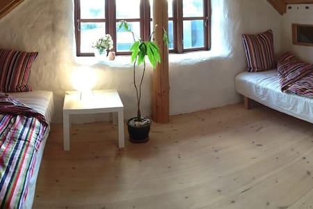 Skovdalen3 - hygge og bæredygtighed - Nørre Snede