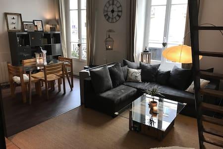 Appartement de Charme en hyper centre de Blois - Blois