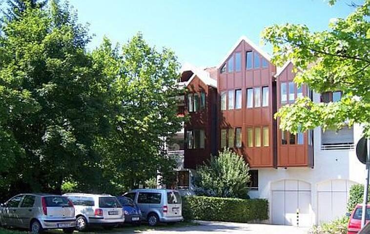 Gemütliches Appartement S-Bahn Nähe - Unterhaching