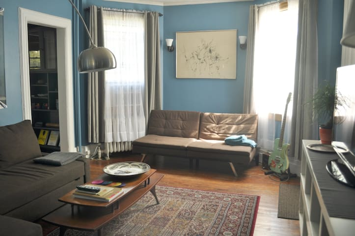 2-Bdrm Entire Apartment St. George - Staten Island - Apartment