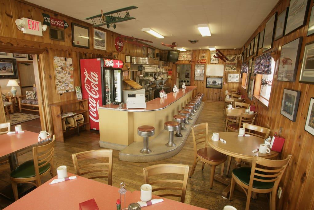 Beaumont Café
