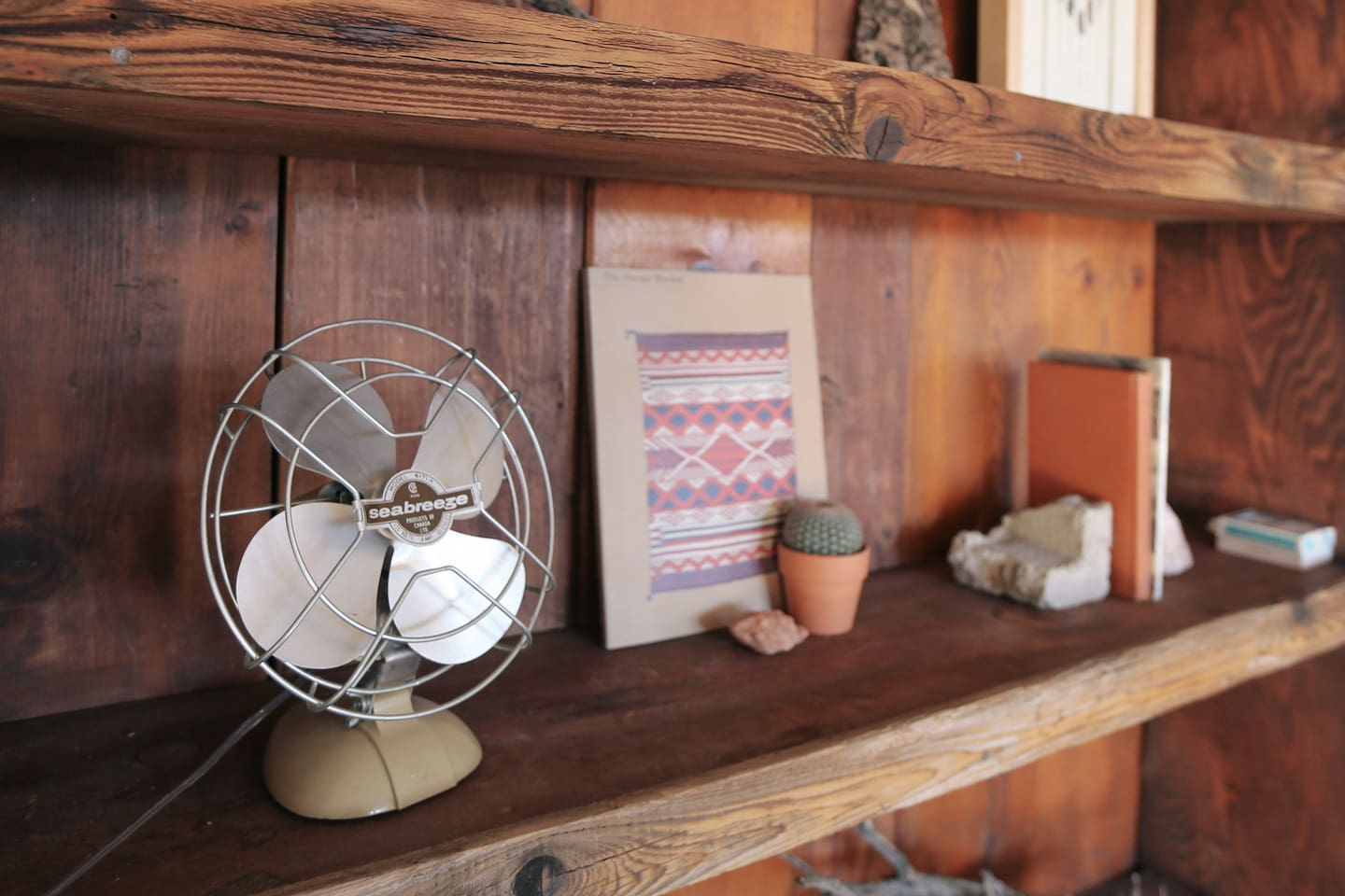 Decor in the Tent Room (a detached bedroom)