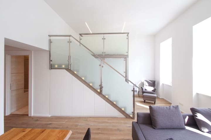 Stylisches Luxus-Loft Nähe Westbhf - Vienne - Loft