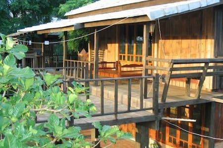 Teak Wood Lanna House in Chiang Mai - Mueang Chiang Mai