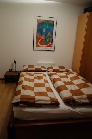 Doppelzimmer in DHH