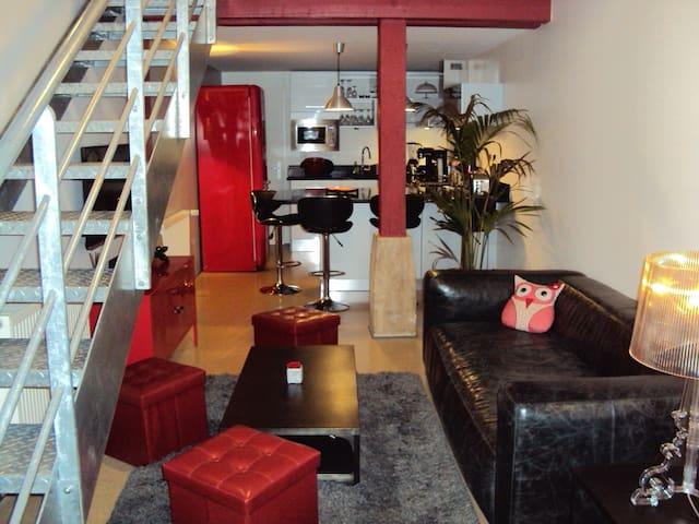 Logement de charme au centre ville - Dijon - Apartment