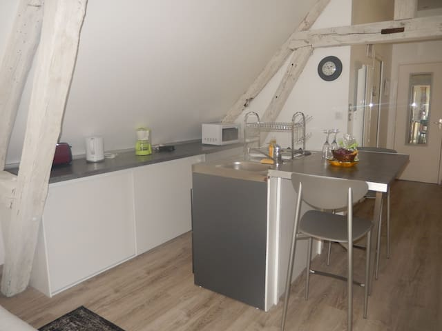 Région du champagne - Sézanne - Appartement
