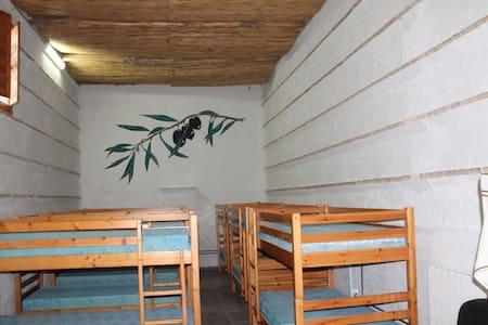 habitacion literas 10 pax cortijo - Vega de Granada - Yatakhane