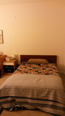 Metro accessible bedroom + bathroom - Rockville - Apartment