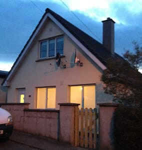 Bright 2BD House 5mins from the Sea - Wicklow