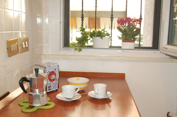 Casa per brevi e lunghi soggiorni - Milán - Apto. en complejo residencial