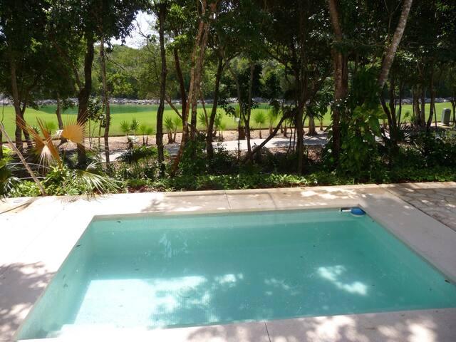 Luxury Condo in Paradise TX3 - Akumal - Apartamento