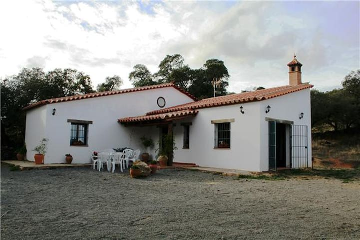 Rural house near Aracena  sierra - Aracena - Chalet