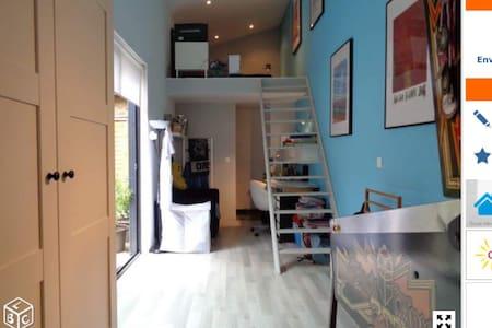 Chambre dans loft avec douche lille - Lilla - Loft
