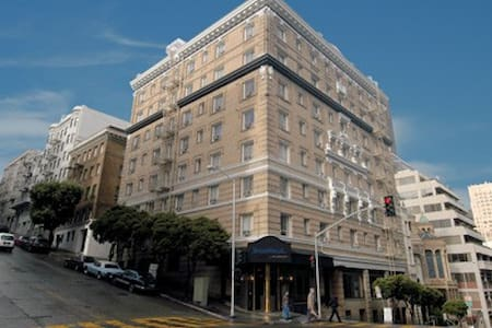 Hotel Downtown Location Dreamforce2 - San Francisco