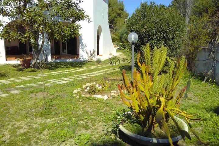Villa a Lido Silvana - Vurpo bedroom - Monti D'arena-bosco Caggione - Villa