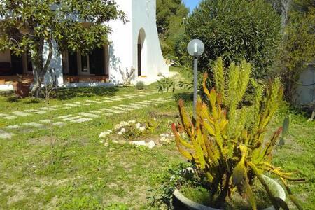 Villa a Lido Silvana - Vurpo bedroom - Monti D'arena-bosco Caggione - 別荘
