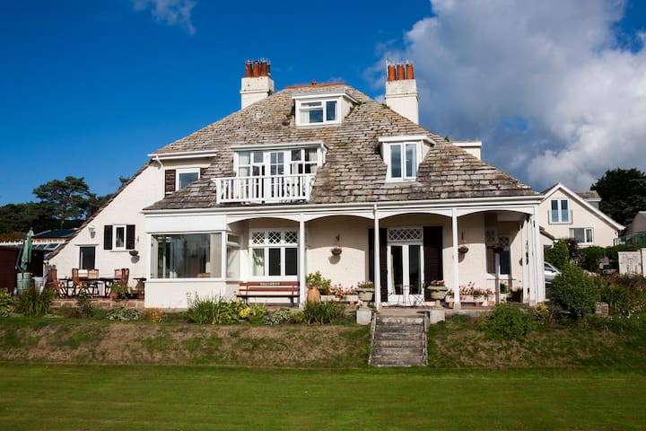 Jurassic Coast Villa at the Seaside - Seaton - Hus