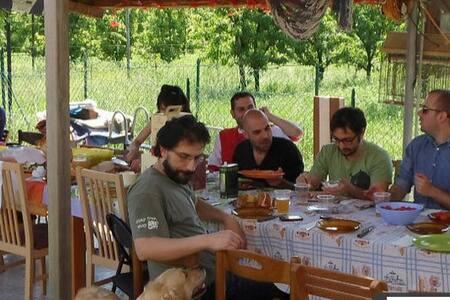 posto tenda per concerto - Reggio Emilia