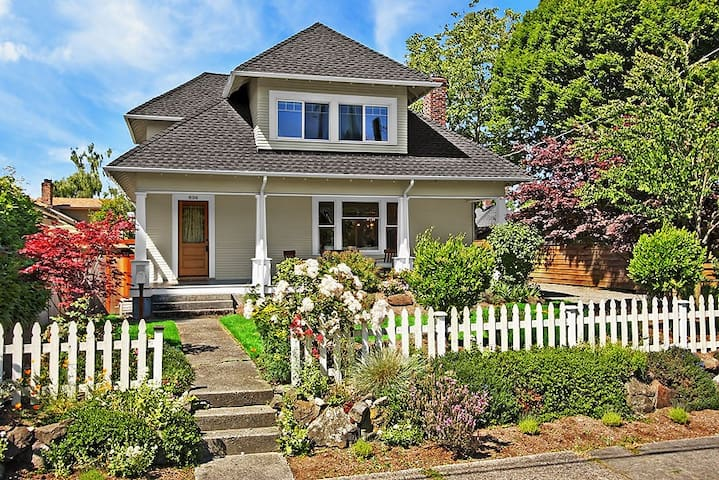 Ideal for Family Reunions/Getaways - Seattle - Casa