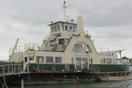 whole Ferry for rent - Shoreham-by-Sea - Barco