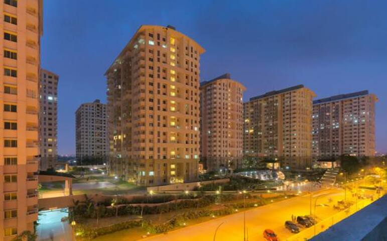 High-END apartment, Whitefield